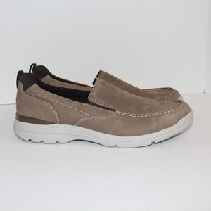 Brand New Rockport XCS Suede Slip On Loafers 13